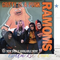 """Flexi. Ramoms """"Gritty is a..."""