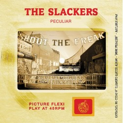 "Flexi. The Slackers ""Peculiar"""