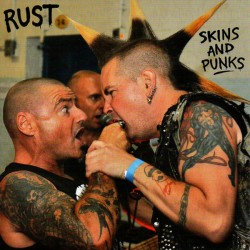 "EP. Rust ""Skins and punks"""