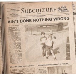 "EP. Subculture ""A'int done..."