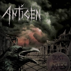 """LP. Antigen """"Dust and ashes"""""""