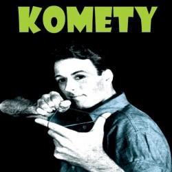 "LP. Komety ""Komety"" - czarny"