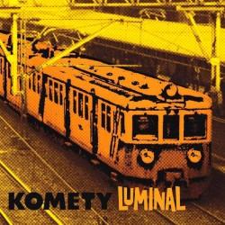 """LP. Komety """"Luminal"""" - żółty"""