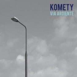 """LP. Komety """"Via Ardente"""""""