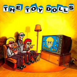 """CD. The Toy Dolls """"Episode..."""
