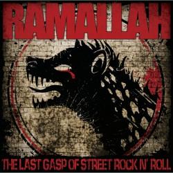 "LP. Ramallah ""The last gasp..."