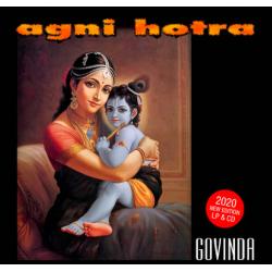 "CD. Agni Hotra ""Govinda"""