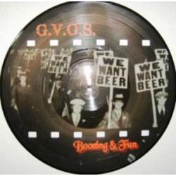 """LP. G.V.O.S.  """"Boozing & fun"""""""