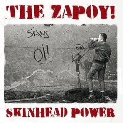 "CD. The Zapoy ""Skinhead Power"""