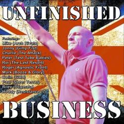 """CD. V/A """"Unfinished Business"""""""
