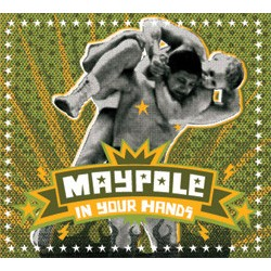 """CD. Maypole """"In your hands"""""""