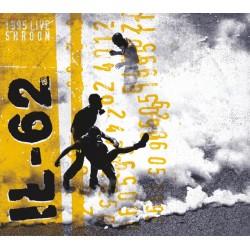 """CD. IŁ-62 """"1995 live Shroon"""""""