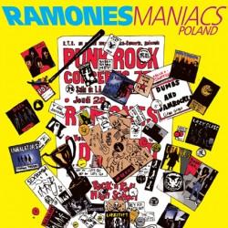 "CD. V/A ""Ramones Maniacs..."