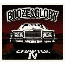 "CD. Booze & Glory ""Chapter IV"""