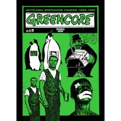 Książka. Greencore Zine...
