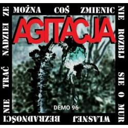 """CD. Agitacja """"Demo 96"""""""