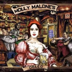 "CD. Molly Malones ""Obłęd"""