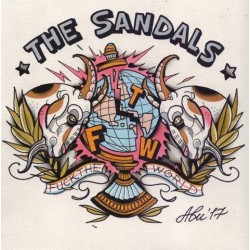 "CD. The Sandals ""F.T.W."""