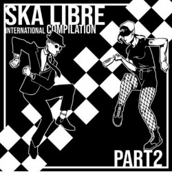 """LP. V/A """"Ska Libre"""""""