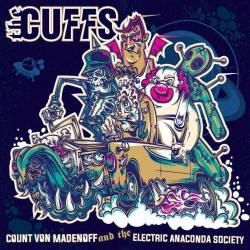 "CD. The Cuffs ""Count Von..."