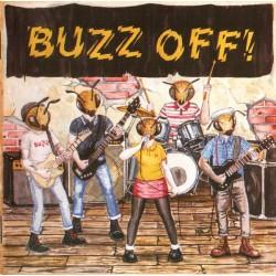 "CD. Buzz Off! ""Buzz Off!"""