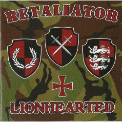 "CD. Retaliator ""Lionhearted"""