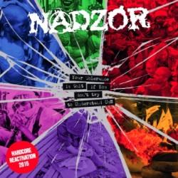 "CD. Nadzór ""Your tolerance..."