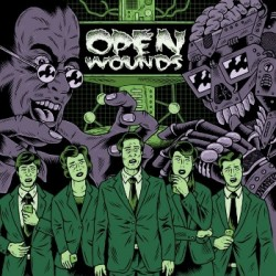 "LP. Open Wounds ""Open wounds"""