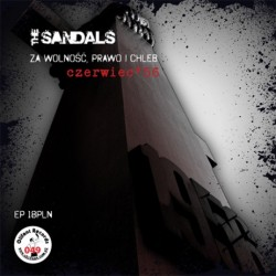 "CD. The Sandals ""Czerwiec '56"""