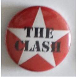 Przypinka. The Clash