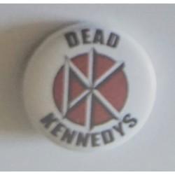 Przypinka. Dead Kennedys
