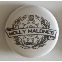 Przypinka. Molly Malone's -...