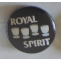 Przypinka. Royal Spirit