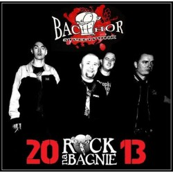 "CD. Bachor ""Rock na Bagnie..."