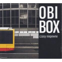 """CD. Obibox """"Czasy niepewne"""""""