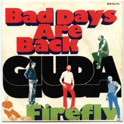 "EP. Giuda ""Bad days are back"""