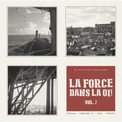 EP. V/A La Force Dans La...