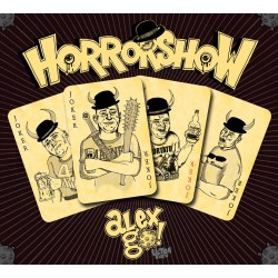 "CD. Horrorshow ""Alex Go /..."