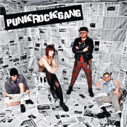 "LP. Punk Rock Gang ""Punk..."