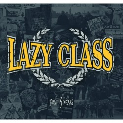 "CD. Lazy Class ""First 3 Years"""