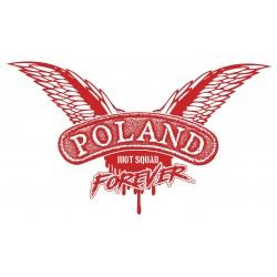 T-shirt. Poland Forever