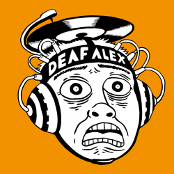 T-shirt. Deaf Alex
