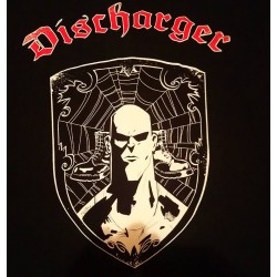 T-shirt. Discharger