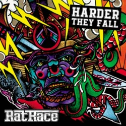 "LP. Rat Race ""Harder They..."