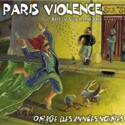 "CD. Paris Violence ""Orages..."