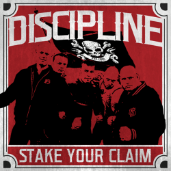 "CD. Discipline ""Stake your..."