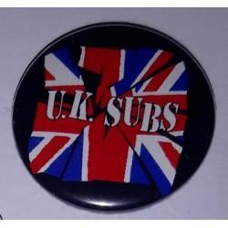 Przypinka. UK Subs