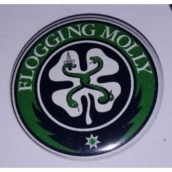 Przypinka. Flogging Molly