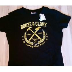 Damskie. Booze & Glory -...