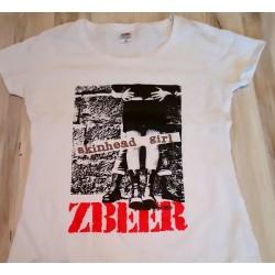 Damskie. Zbeer - Skinhead Girl